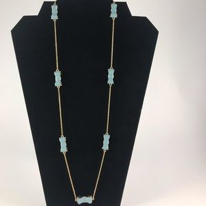 Kate Spade Blue Moon Scatter Necklace